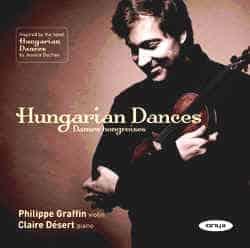 Hungarian Dances - the CD