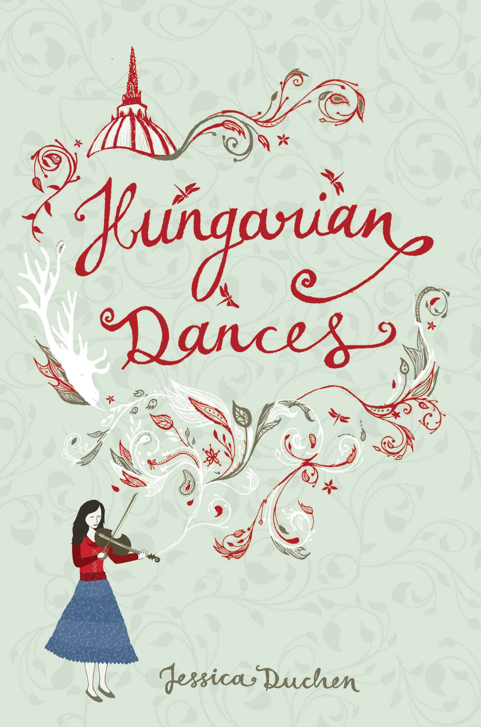 """""""Hungarian Dances"""" published by Hodder & Stoughton, March 2008."""